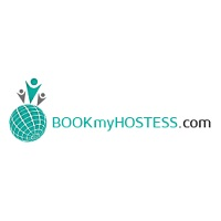 Logo BOOKmyHOSTESS.com