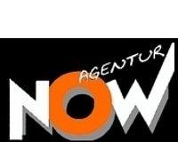 Logo NOW Künstleragentur