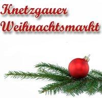 Marché de Noël  Knetzgau