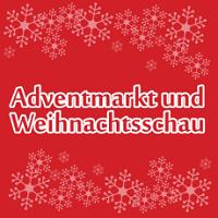 Adventmarkt und Weihnachtsschau 2020 Vienne