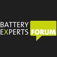 BATTERY EXPERTS FORUM 2021 Francfort-sur-le-Main