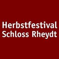 Herbstfestival Schloss Rheydt 2020 Mönchengladbach