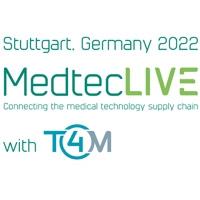 MedtecLIVE with T4M 2022 Stuttgart