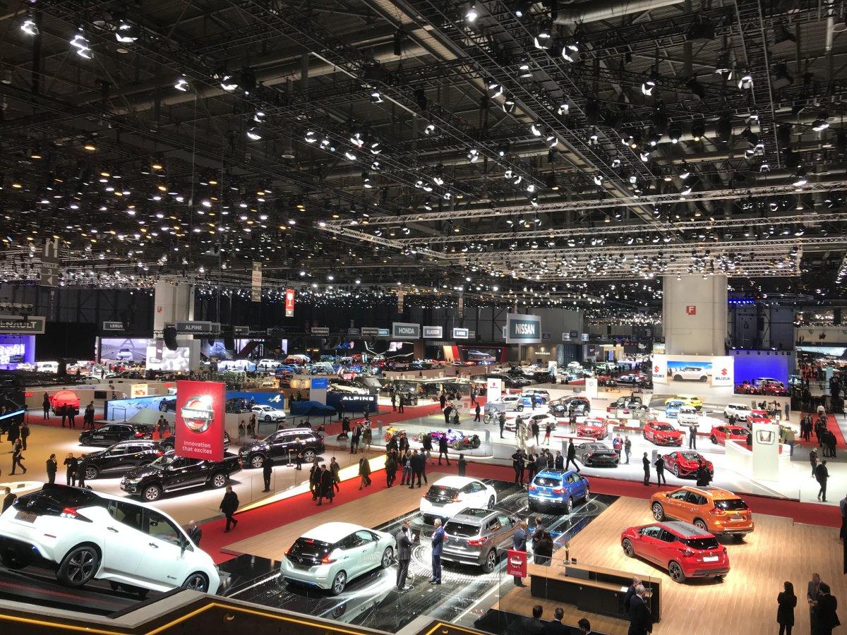 Salon international de l auto gen ve 2019 - Salon international de geneve ...