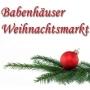 Marché de Noël, Babenhausen