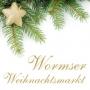 Marché de Noël, Worms