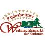 Marché de Noël, Rüdesheim am Rhein