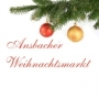 Marché de noël, Ansbach