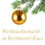 Marché de noël, Bernkastel-Kues