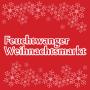 Marché de noël, Feuchtwangen